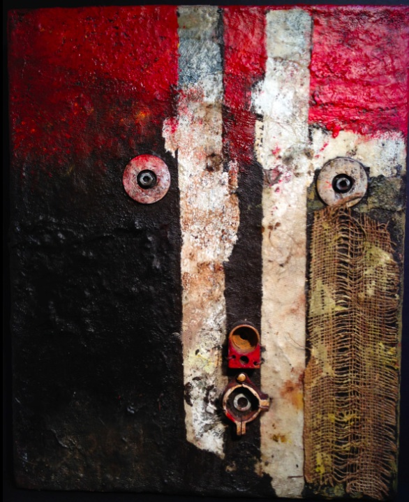 African Image: mask no 117
